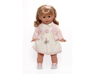 Nines panenka Tina Verano mechanická 45 cm