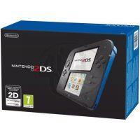 Nintendo 2DS Black & Blue 4