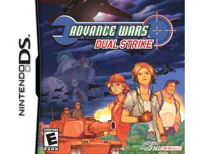Nintendo Advance Wars: Dual Strike