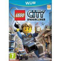 Nintendo Wii U Black Premium Pack (32GB) + LEGO City Undercover 6