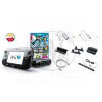 Nintendo Wii U Black Premium Pack (32GB) + New Super Mario Bros.U + New Super Luigi U 6
