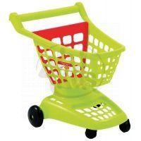 Ecoiffier 1220 - Nákupní vozík 42 cm, 2 druhy - Zelená