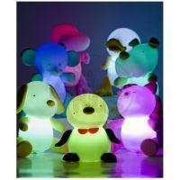 Noční světýlko tučňák 3