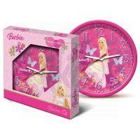 Nástěnné hodiny Barbie 2