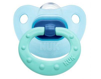 Nuk Dudlík Classic Fashion 6-18m - Modrý