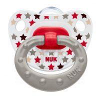 Nuk Dudlík Classic Happy Days 6-18m - Hvězdy