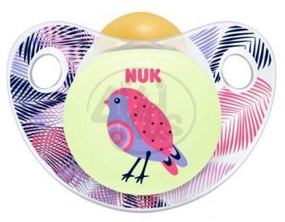 Nuk Dudlík Trendline Den a Noc 0-6m - Pták