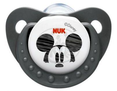 Nuk Dudlík Trendline Disney Mickey 6-18m - Šedý