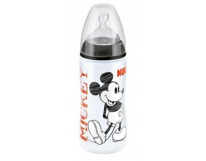 Nuk Disne FC Láhev Mickey 300 ml - Černá
