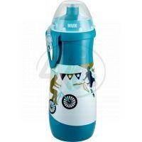 Nuk FC Láhev Sports Cup 450 ml SI - Modrá
