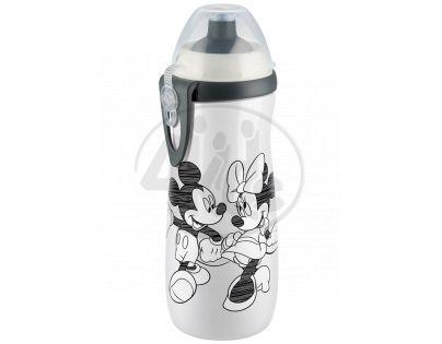 Nuk Disney FC Láhev Sports Cup Mickey 450 ml SI - Bílá