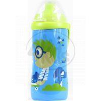 Nuk JC Dětská láhev 300 ml - Modro-zelená