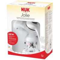 Nuk Manuální prsní pumpa Jolie 2