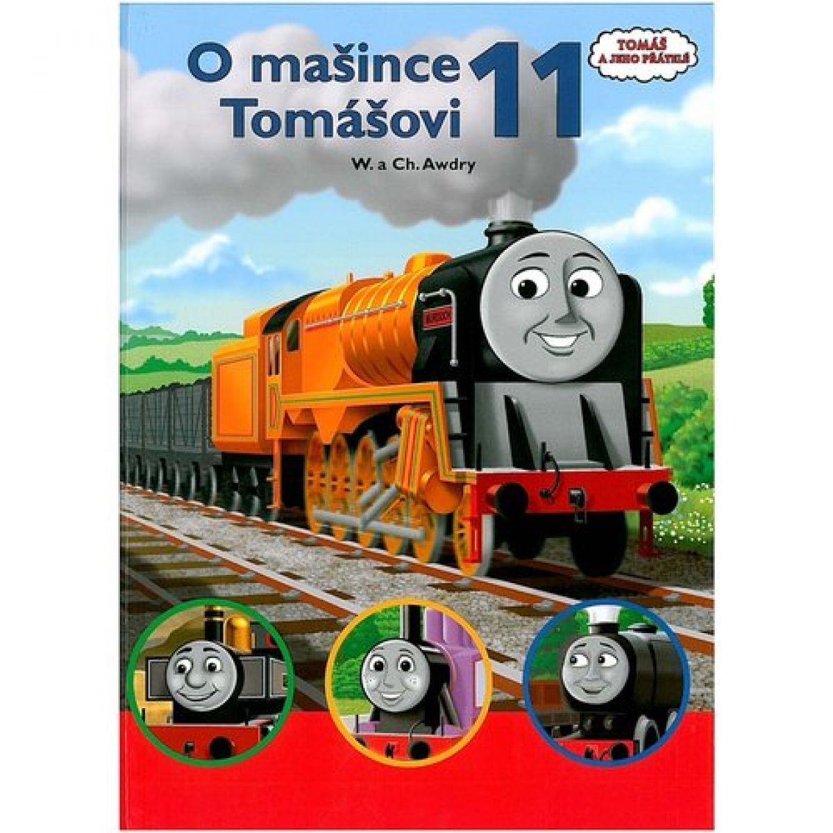 O mašince Tomášovi 11 - Awdry, Wilbert Vere (EGMONT 0081681)