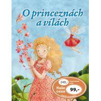 Ottovo nakladatelství O princeznách a vílách