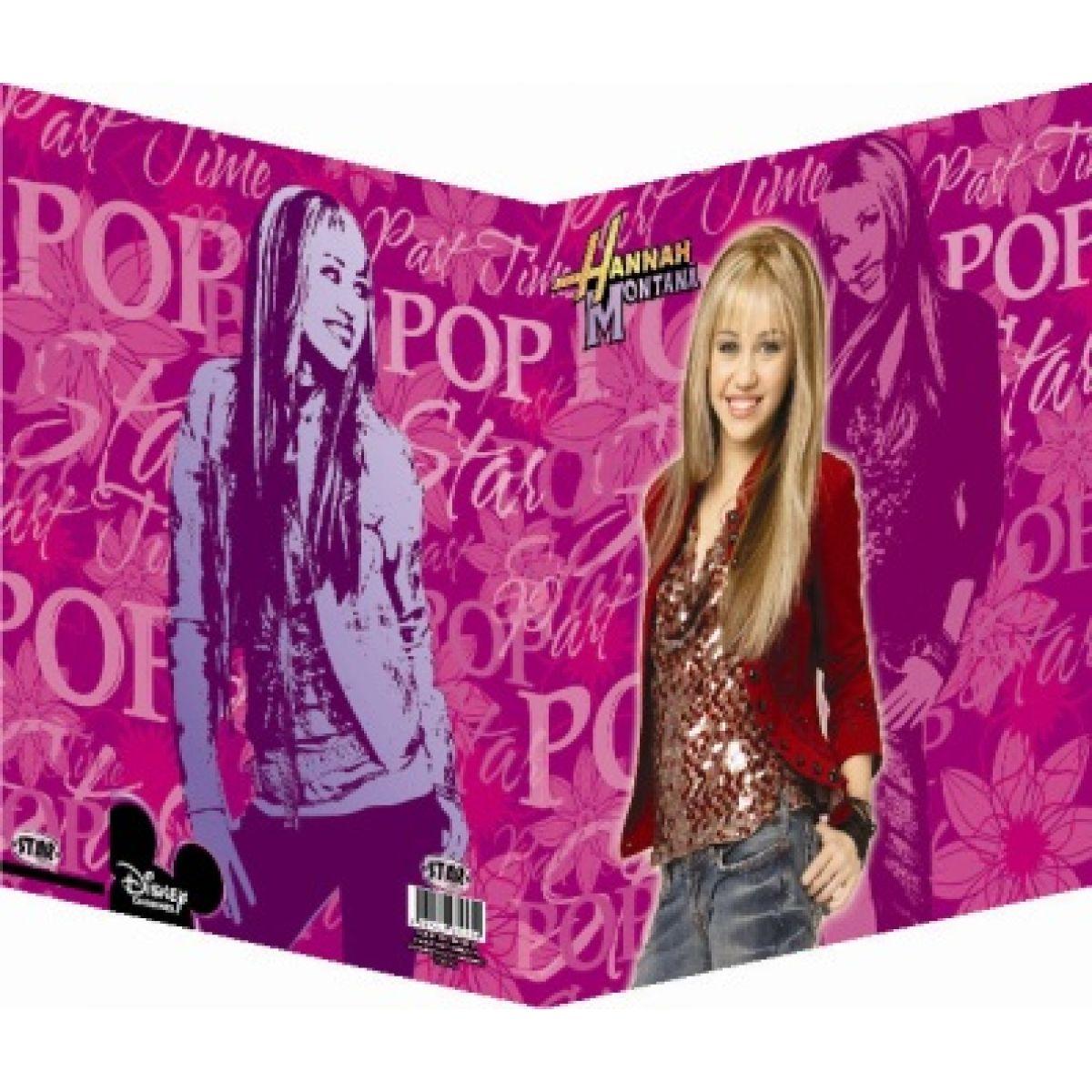 Obal Hannah Montana A4