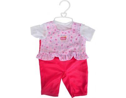Simba New Born Baby Oblečky na panenky - Červené nohavičky