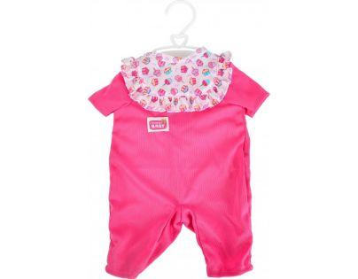 Simba New Born Baby Oblečky na panenky - Růžové nohavičky