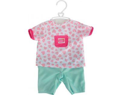 Simba New Born Baby Oblečky na panenky - Tyrkysové nohavičky