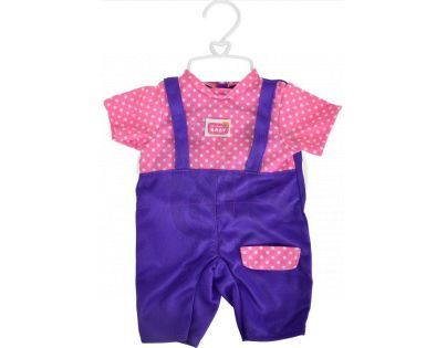 Simba New Born Baby Oblečky na panenky - Modré nohavičky