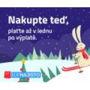 Odlož si platbu za dárky třeba až na leden 2017 s Kup Najisto