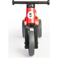 Funny Wheels Odrážedlo 2 v 1 červené  3