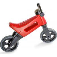 Funny Wheels Odrážedlo 2 v 1 červené  5