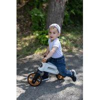 Funny Wheels Odrážedlo  Rider SuperSport bílé 2v1 2