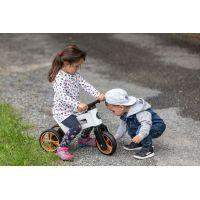 Funny Wheels Odrážedlo  Rider SuperSport bílé 2v1 3