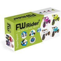Funny Wheels Odrážedlo  Rider SuperSport bílé 2v1 6