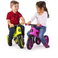 Odrážedlo Funny Wheels Rider SuperSport fialové 2v1 4