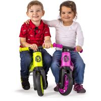 Odrážedlo Funny Wheels Rider SuperSport fialové 2v1 5