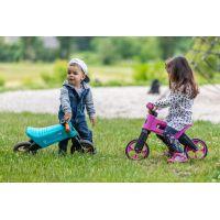 Odrážedlo Funny Wheels Rider SuperSport fialové 2v1 3