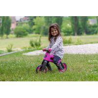 Odrážedlo Funny Wheels Rider SuperSport fialové 2v1 2