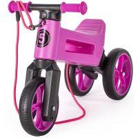 Odrážedlo Funny Wheels Rider SuperSport fialové 2v1