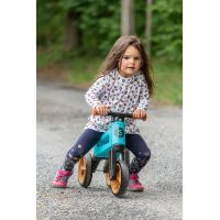 Odrážedlo Funny Wheels Rider SuperSport tyrkys 2v1 2