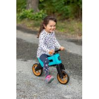 Odrážedlo Funny Wheels Rider SuperSport tyrkys 2v1 3