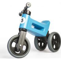 Funny Wheels Odrážedlo modré 2 v 1