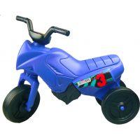 Odrážedlo motorka Enduro malé 150 - Modrá