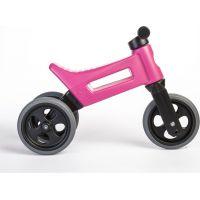 Funny Wheels Odrážedlo 2 v 1 růžové 2