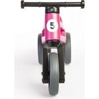Funny Wheels Odrážedlo 2 v 1 růžové  3
