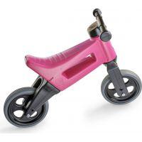 Funny Wheels Odrážedlo 2 v 1 růžové  5