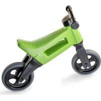 Funny Wheels Odrážedlo zelené 2 v 1 5