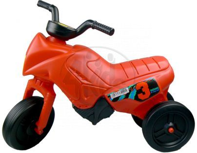 Odrážedlo motorka Enduro malé 150 - Červená