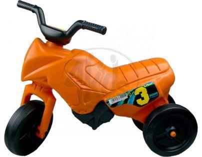 Odrážedlo motorka Enduro malé 150 - Oranžová