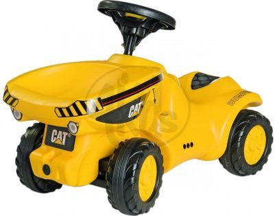 Rolly Toys 132249 - Odstrkovadlo CAT Dumper mini trac