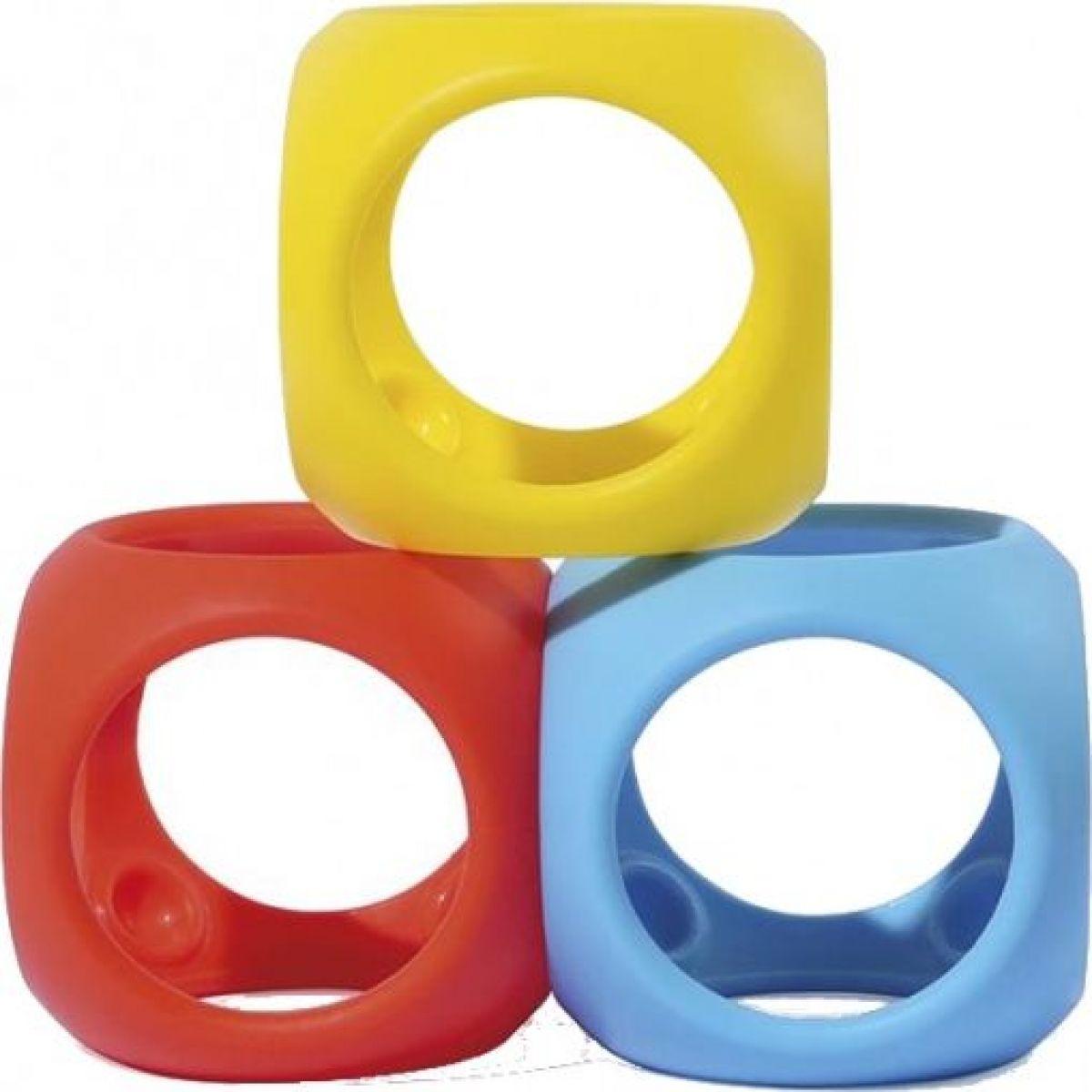 Moluk Oibo 3 základné farby