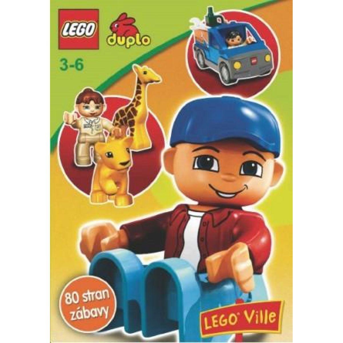 JIRI MODELS 0101422 LEGO DUPLO pracovní sešit