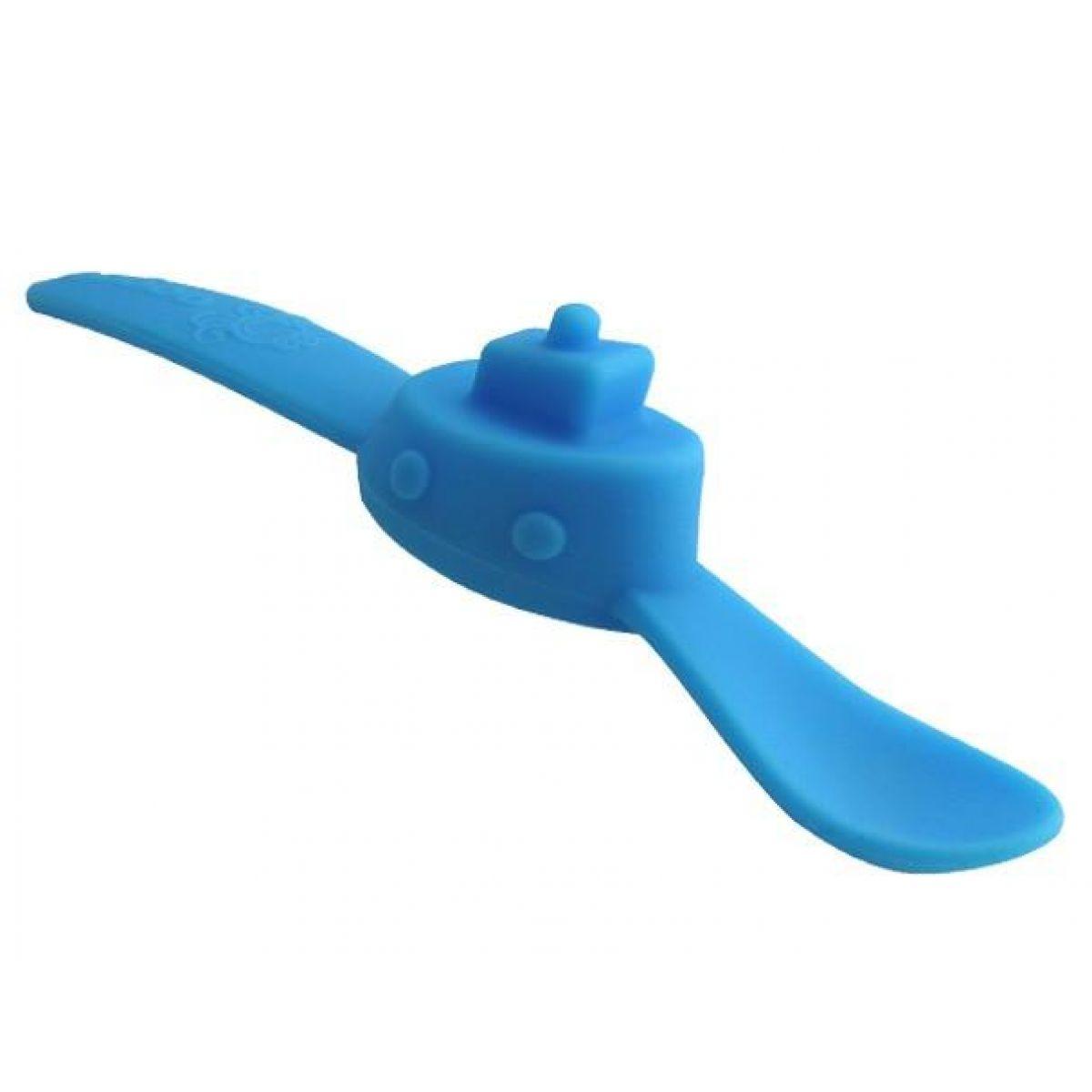 Oogaa Lžička loď 3 druhy - Modrá