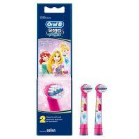 Oral-B kartáčkové hlavice Kids 2 ks EB10 Princess